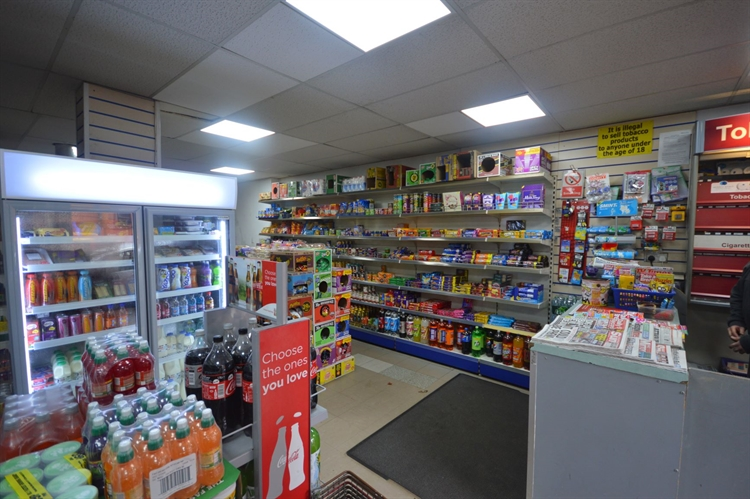 unlicensed newsagents grocery store - 4
