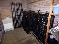 established wrought iron manufacturer - 1