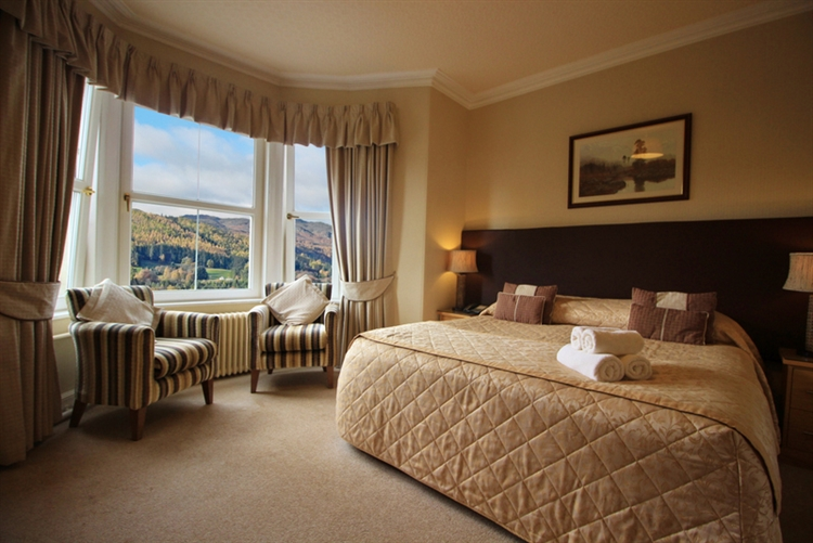 stunning 10-bedroom hotel pitlochry - 4