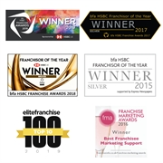 award winning recruitment franchise - 2