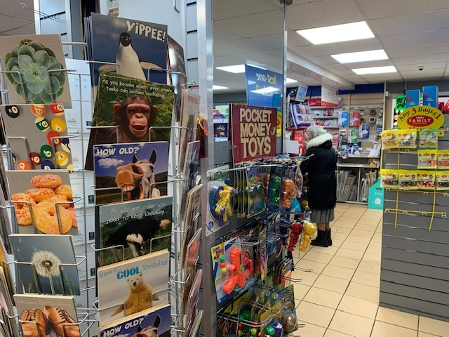 busy licensed convenience store - 9
