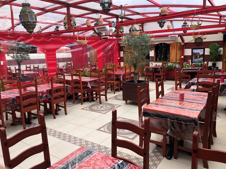 restaurant shisha new takeaway - 9