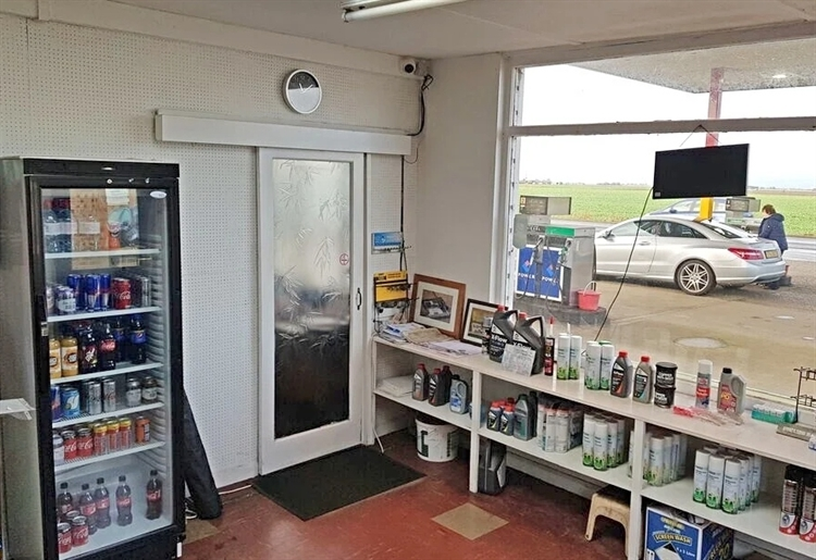 unique petrol station garage - 4