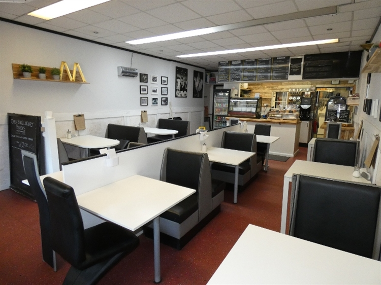 Buy A Coffee Shop Radcliffe Greater Manchester Business For