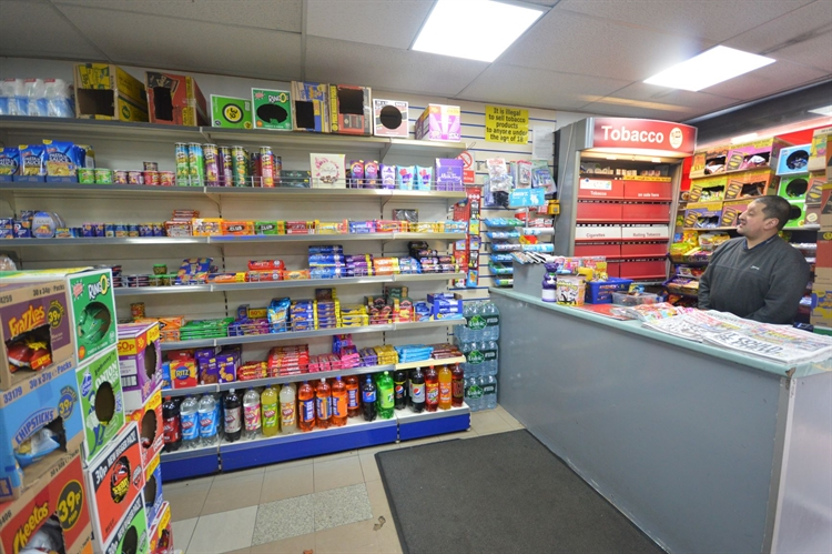 unlicensed newsagents grocery store - 7