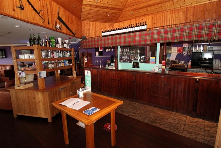 modern restaurant cafe set - 9