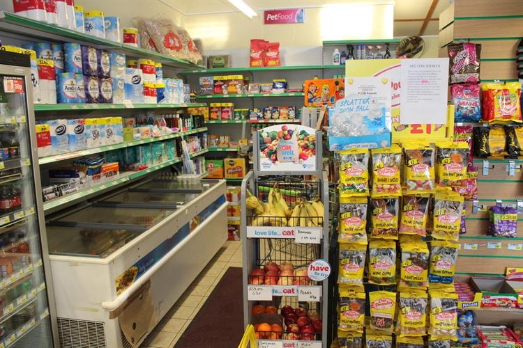 licensed convenience store set - 9