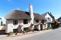 thatched cottage bed breakfast - 1