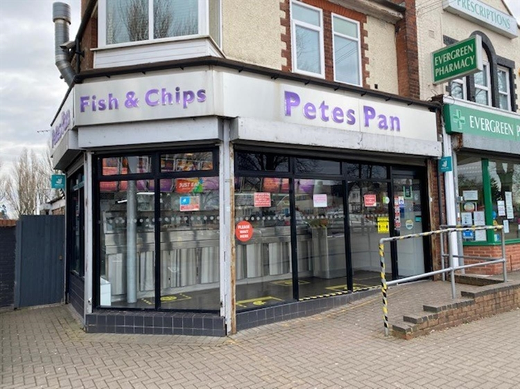 leasehold fish chip takeaway - 13