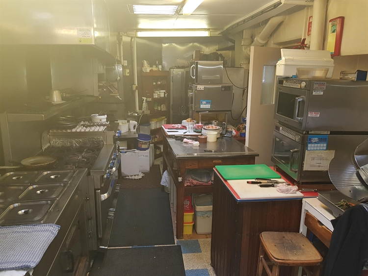 large licenced restaurant weston - 4