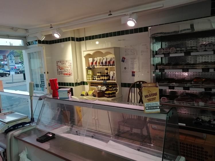 well established butchers shop - 6