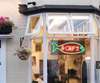 fish chip restaurant takeaway - 2