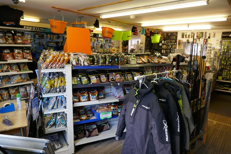 leasehold fishing tackle shop - 5