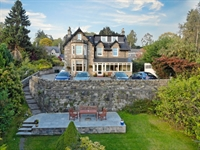 stunning 10-bedroom hotel pitlochry - 1