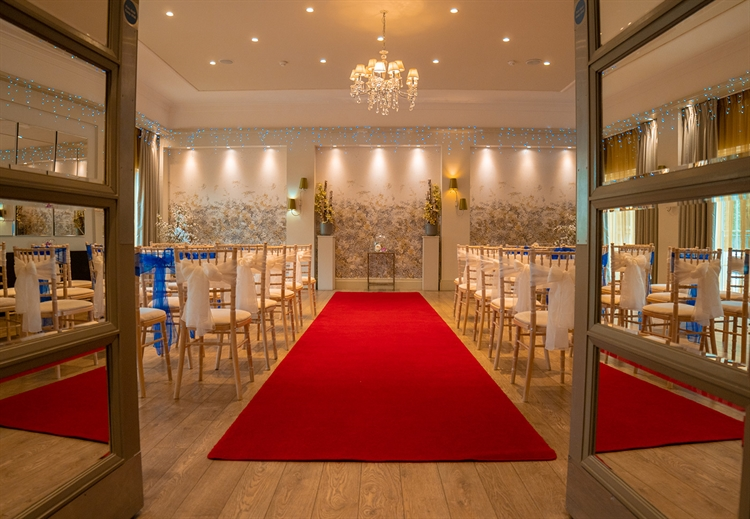 contemporary function dining venue - 9