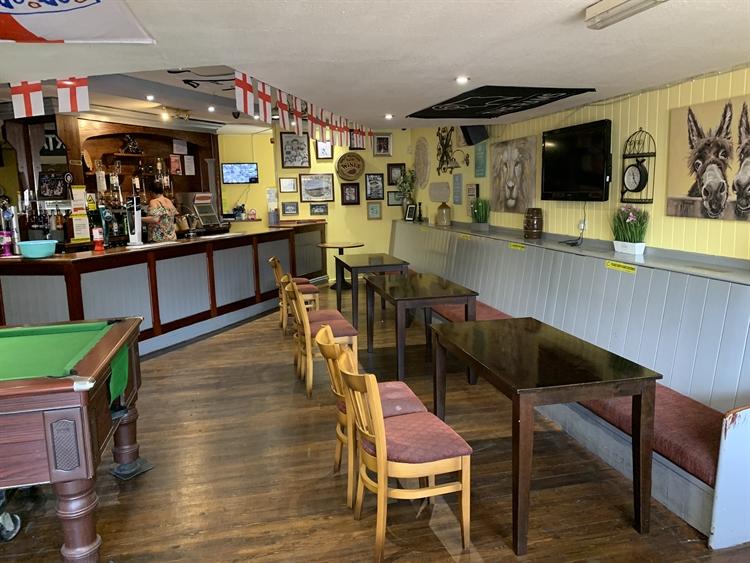 refurbished derby community pub - 5