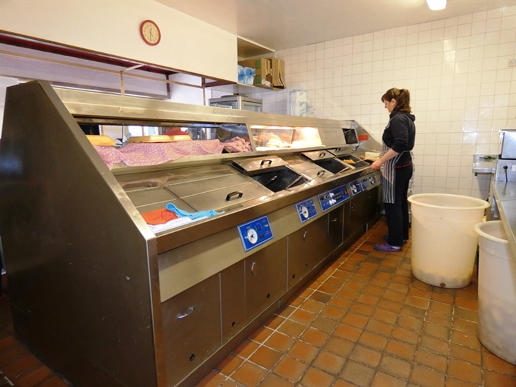 fish chip shop with - 6