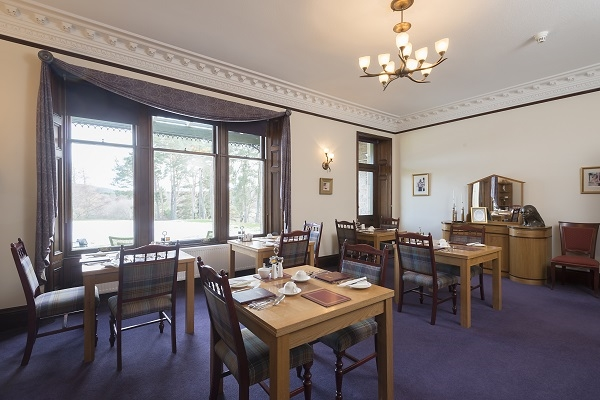dalrachney lodge country house - 6