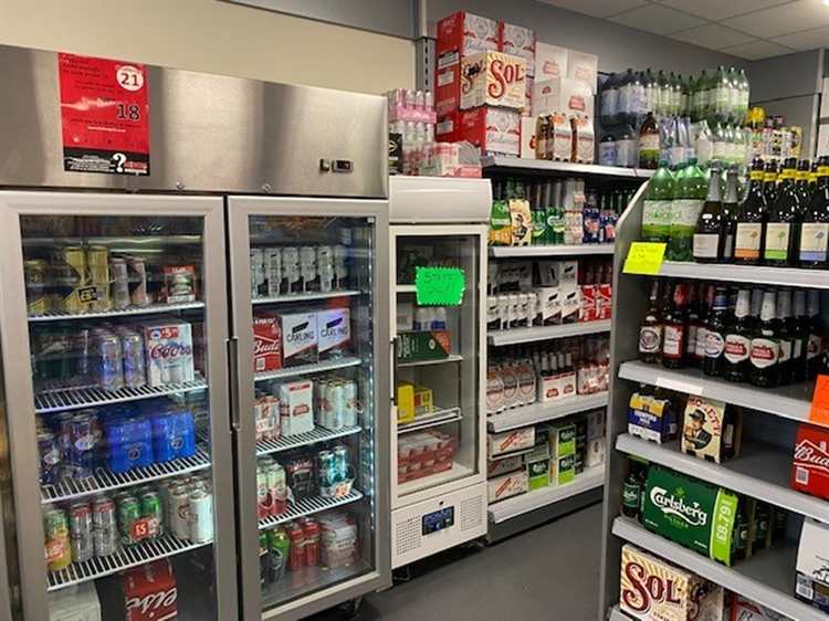 leasehold convenience store off - 12
