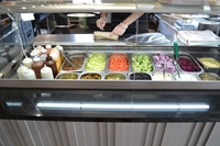 shawarma grill busy town - 3