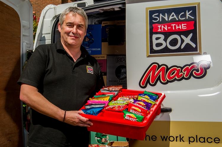 established snack vending franchise - 5