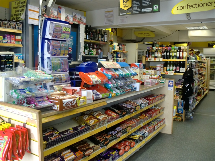 freehold convenience store flat - 4