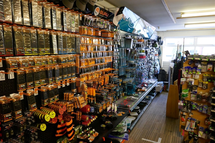 leasehold fishing tackle shop - 8