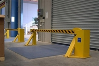 industrial door loading bay - 3