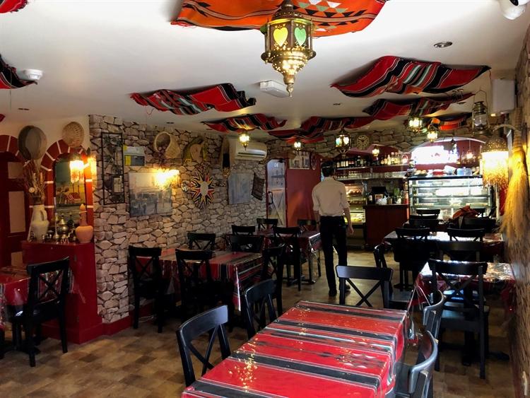 restaurant shisha new takeaway - 6