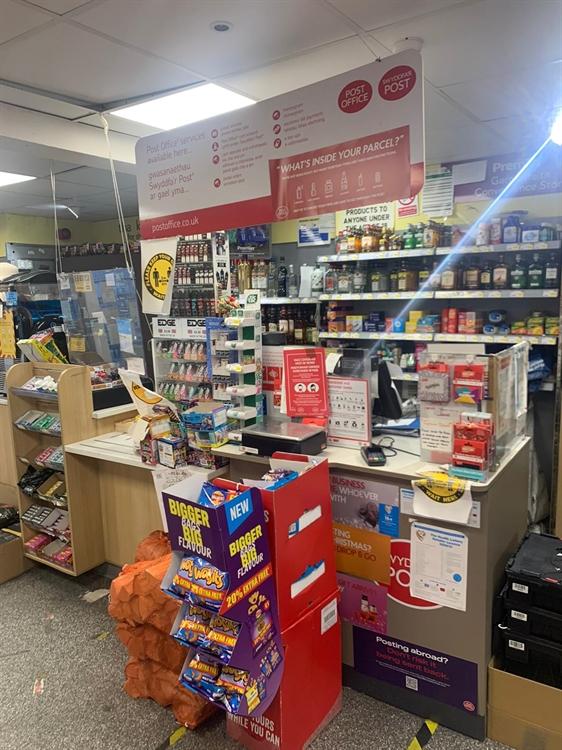 premier convenience store post - 7