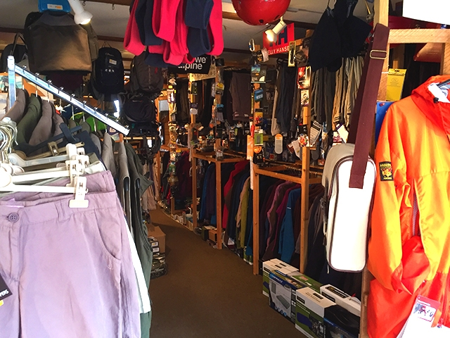 established outdoor clothing equipment - 4