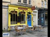 Thriving Well Known Bath Traditional Italian Bistro For Sale