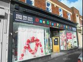 Party Retail Business In Manchester For Sale