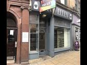 Vacant City Centre Retail Unit For Sale