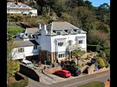 Classic Edwardian Country House Guest House Edge Exmoor For Sale