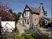 Stunning Guest House With Separate Accommodation In Inverness For Sale