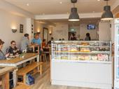 Stylish Award Winning Coffee Shop In Epsom For Sale
