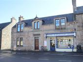 Post Office And Self Catering Accommodation In Aberlour For Sale
