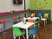 Busy Cafe & Sandwich Bar With Full A3licence For Sale