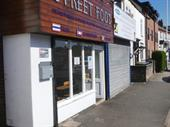 Licensed Hot Food Takeaway And Restaurant Stockport For Sale