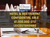 Freehold Hotel Restaurant Large Parking Space For Sale