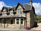 Charming Bed And Breakfast, Set In Ever-popular Newtonmore For Sale