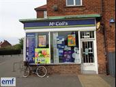 Unexpectedly Re-Ofered: Long Established Convenience Store With 2 Bedroom Accommodation Above. For Sale