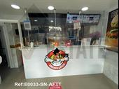 Chicken Shop With Accommodation Swindon For Sale