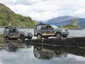 Small Luxury Land Rover Touring Business In Uk For Sale
