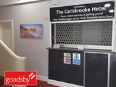 Bedroom Bournemouth Hotel In Prominent Position For Sale